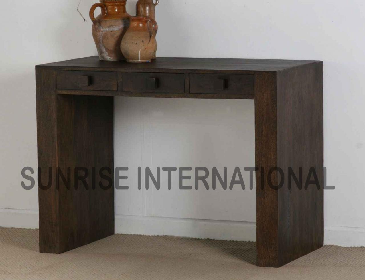 Sunrise International Mango Wood Furniture Dakota Range # Meuble Tv Mango