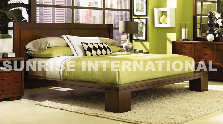 Wooden Beds  Bedroom Sets SUNRISE INTERNATIONAL