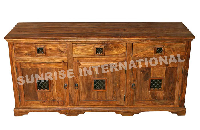 Furniture Manufacturer Wooden Iron Jali Block Range