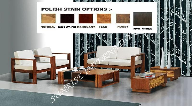 wooden sofa sets u0026 l shade sofa set