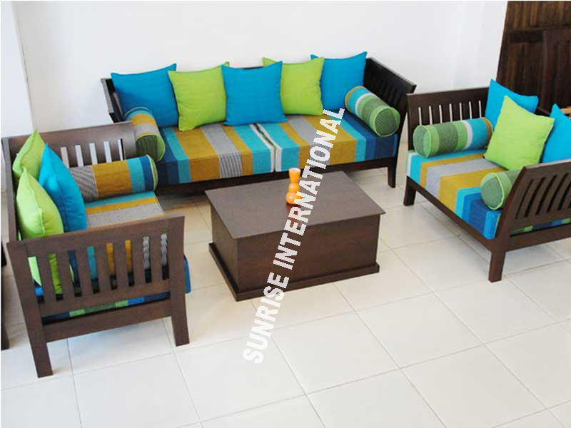 Remarkable Wooden Sofa With Center Table Table Designs Home Interior And Landscaping Oversignezvosmurscom